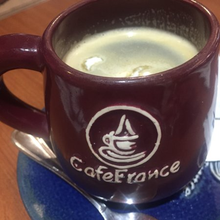 Cafe France at Sm Mall of Asia