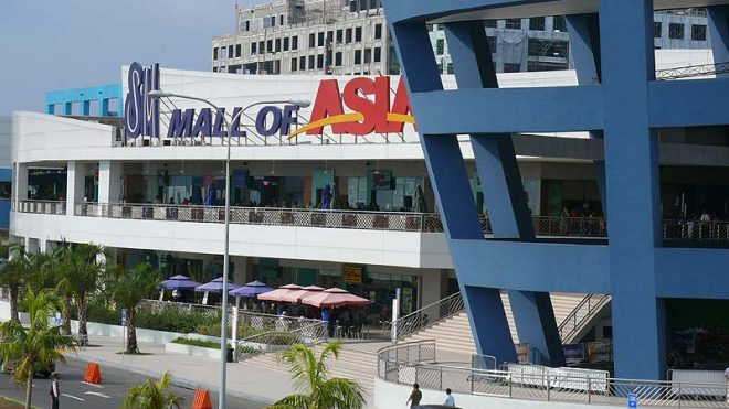 SM Mall Of Asia 1