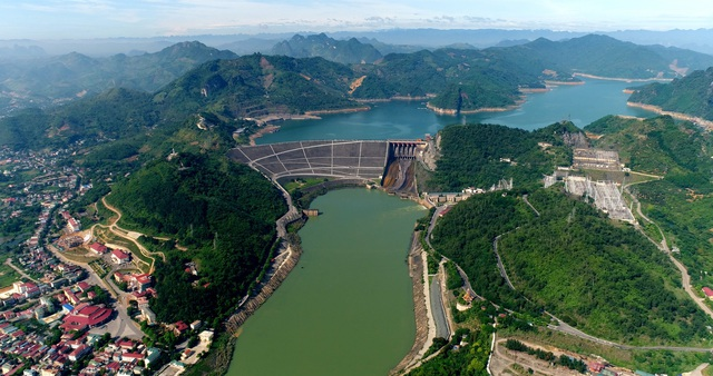 Peace Hydropower Plant