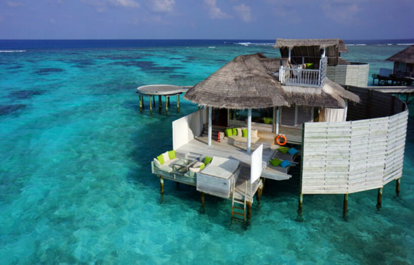Resorts o Maldives 8